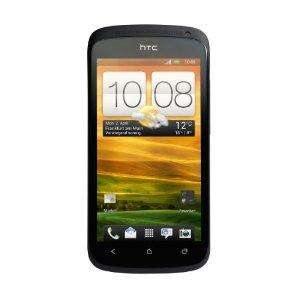 [Amazon WHD] HTC ONE S Smartphone (10,9 cm (4,3 Zoll) AMOLED-Touchscreen, 8 Megapixel Kamera, Android OS) schwarz