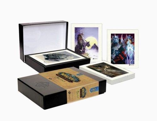 World of Warcraft - Kunstkartenset Allianz / Horde