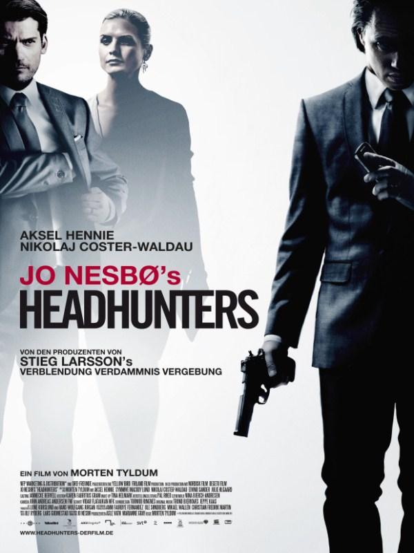 «Jo Nesbø's Headhunters» (IMDb 7,5 - RT 95%) kostenlos im Stream [ARD Mediathek]