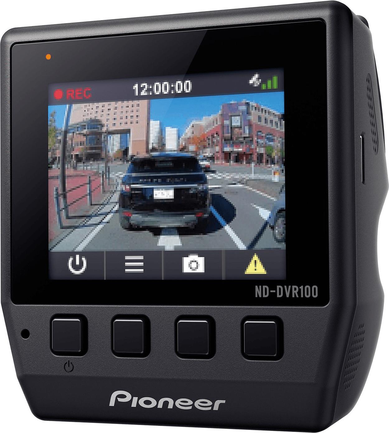 Pioneer ND-DVR100 Dashcam für 50€ (eBay)