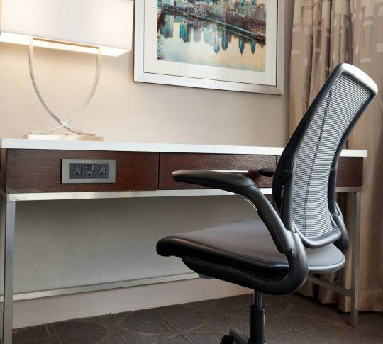Ersten Workspace im Hilton buchen und 10.000 Hilton Honors Bonus Punkte erhalten