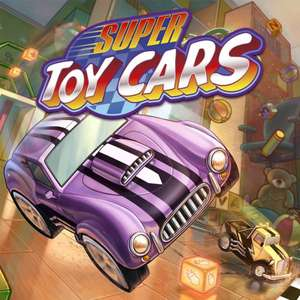 Super Toy Cars (PC) kostenlos bei Indiegala
