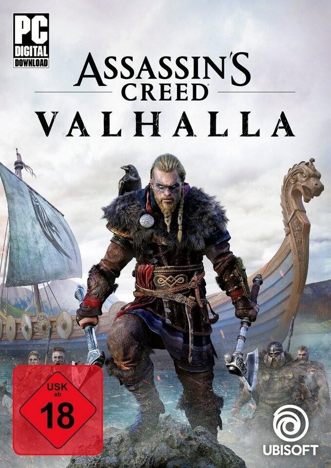 [Media Markt / Saturn Abholung] Assassins Creed® Valhalla für PC (Metascore 83 | User Score 7.5)
