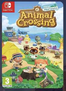 Animal Crossing: New Horizons (Switch) Downloadcode