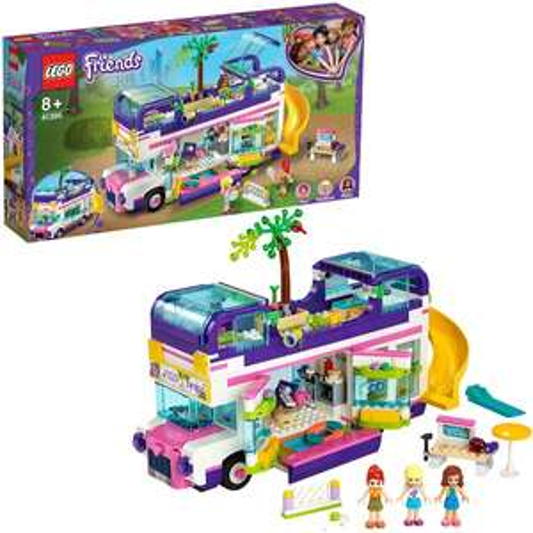 LEGO Friends Freundschaftsbus 41395 (778 Teile) [ALTERNATE]
