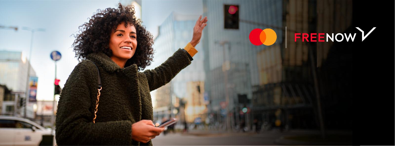 [Neukunden]Freenow 3x bis zu 5€* auf deine nächsten Fahrten mit Taxi oder Ride - Mastercard®!