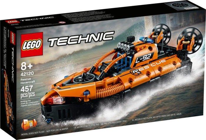 LEGO Technic - Luftkissenboot für Rettungseinsätze (42120) [Thalia KultClub]