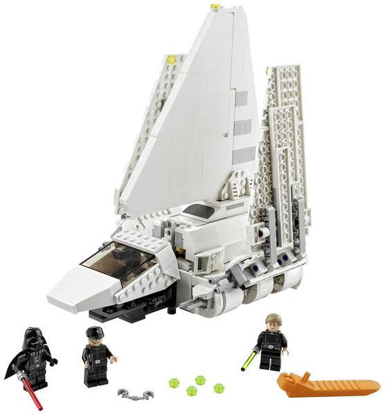 (Thalia) Lego Star Wars 75302 Imperial Shuttle zum bisherigen Bestpreis (UVP - 30%)
