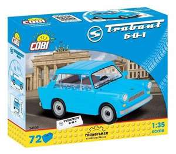 Cobi 24539 - Trabant 601