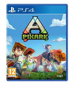 (PS4/Xbox One) Pixark (PEGI) (Amazon Prime)