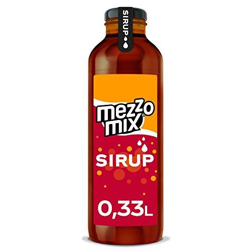 Amazon Sparabo: Fanta / Sprite / MezzoMix-Sirup 0,33l (für 5 Liter Getränk) für 4,04€