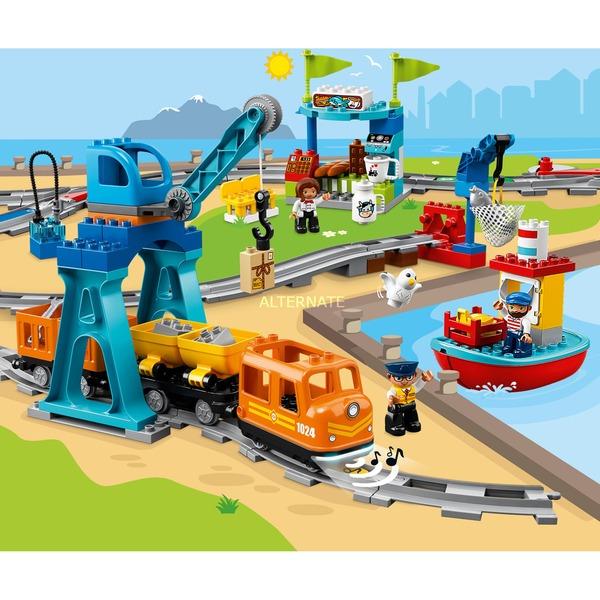 [alternate] LEGO 10875 DUPLO Güterzug   105 Teile