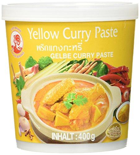 (Amazon) Cock Currypaste gelb 4er für 3,58€ / 3,40€ im Sparabo/ ggf -15% / ggf Versand