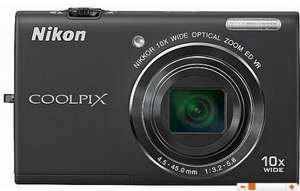 [Saturn.de] NIKON COOLPIX S 6200