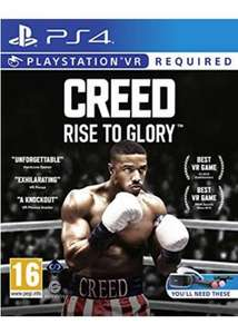 Creed: Rise to Glory (PS4/VR) für 15,86€ (Base.com)