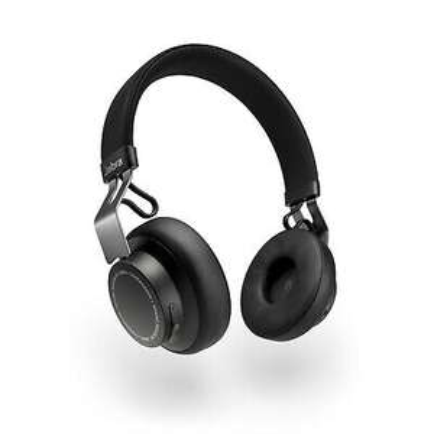 Jabra Move Style Edition Bluetooth-Kopfhörer (On-Ear, BT 4.0, Multipoint, ~12-14h Akku, Micro-USB, Kabelbetrieb optional, Mikrofon, 150g)