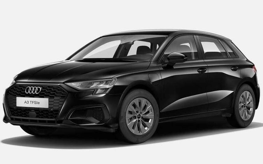 Privatleasing: Audi A3 TFSIe / 204PS (konfigurierbar) für 139€ (eff 174€) monatlich - LF:0,36
