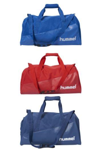 hummel Authentic Charge Sporttasche in 3 Farben und 4 Größen je 6,66€ + 3,95€ Versand