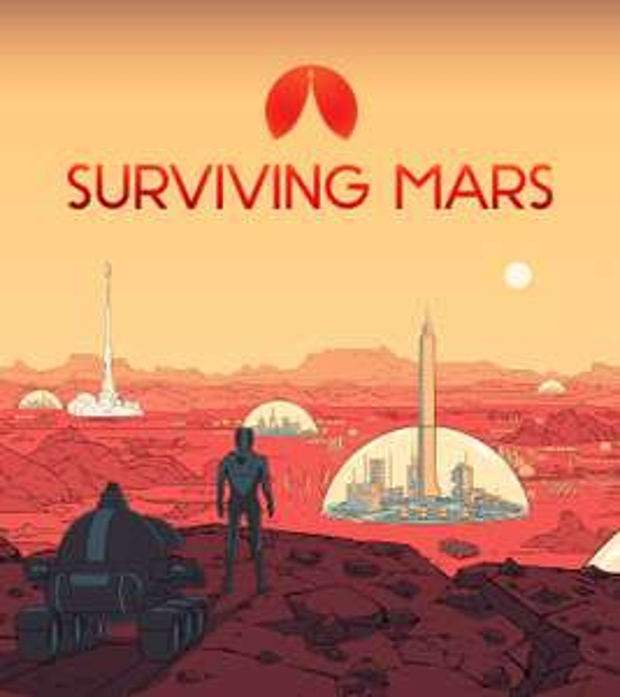 Surviving Mars kostenlos im Epic Games Store (ab 11.3.)