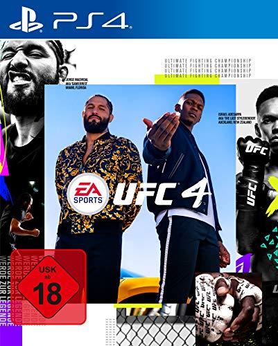 UFC 4 (PS4 & Xbox One) [Amazon]