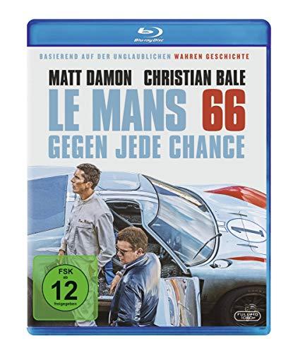 Le Mans 66 - Blu-ray Disc (Prime)