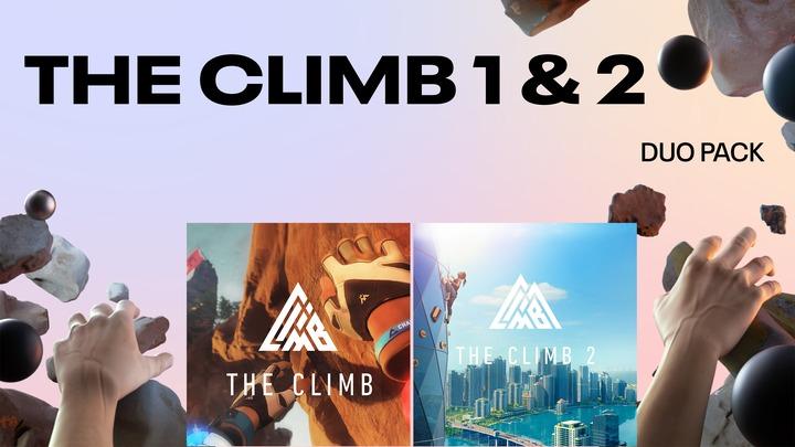 [Oculus Quest Store] The Climb 1&2 Bundle