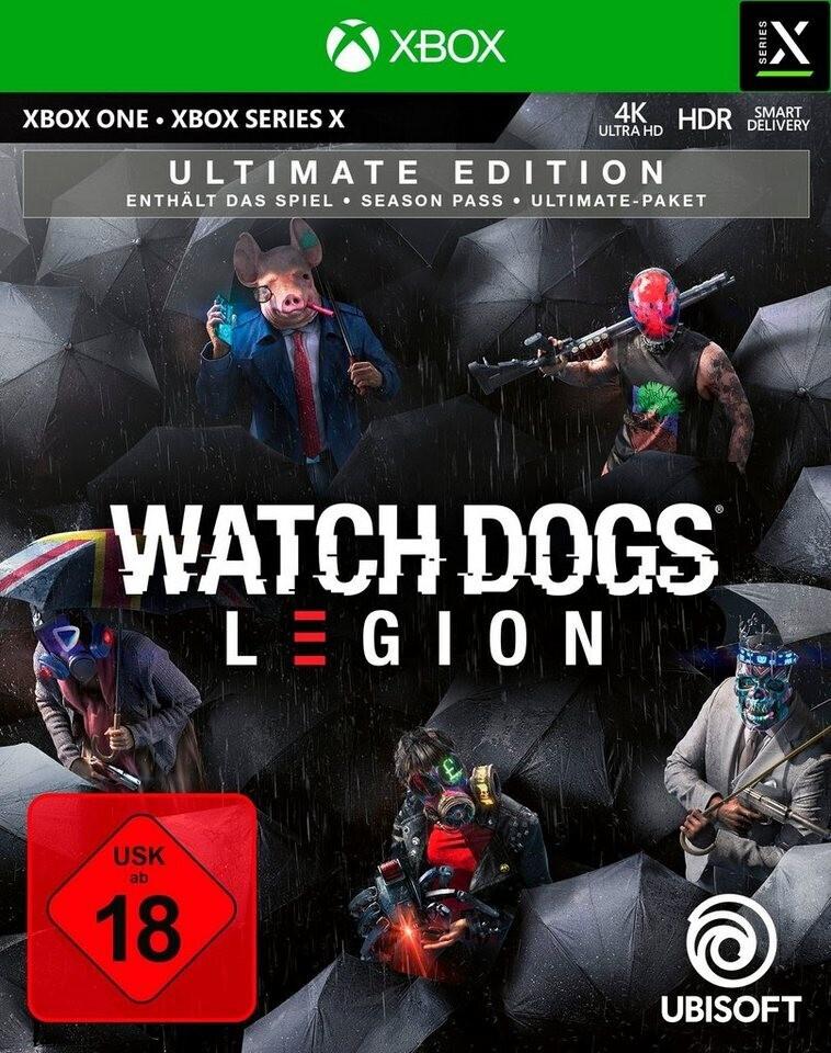 Watch Dogs: Legion Ultimate Edition (Xbox One) [Yakodo]