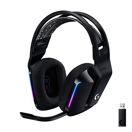 Logitech G733 Lightspeed Gaming Headset Schwarz - Amazon FR