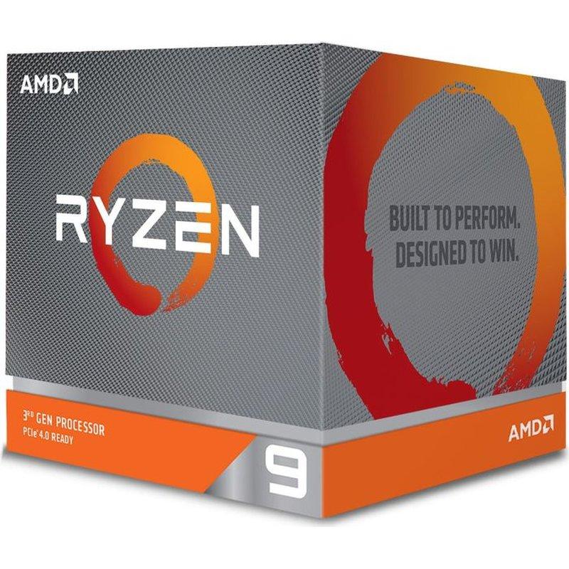 AMD Ryzen 9 3900X, 12C/24T, 3.80-4.60GHz, Prozessor, AM4