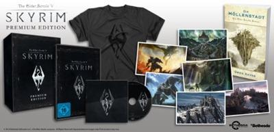 The Elder Scrolls V: Skyrim Premium Edition (360,PC,PS3) für 25 EUR inkl. VSK
