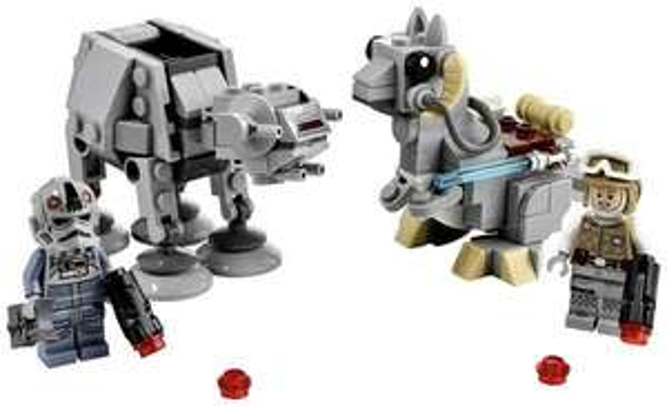 (Thalia KultClub) Lego Star Wars 75298 AT-AT vs Tauntaun Microfighters (UVP - 36%)