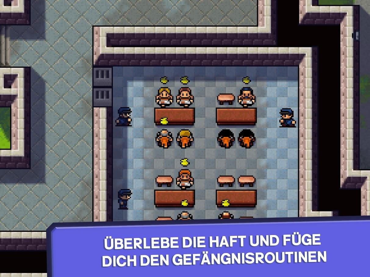 [Google Play Store] The Escapists: Gefängnisausbruch | 5 Spiele von Team 17 Digital Limited preisreduziert