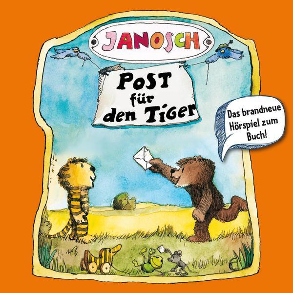 [DM] Janosch Hörspiele: Post für den Tiger und zwei weitere Geschichten als Download