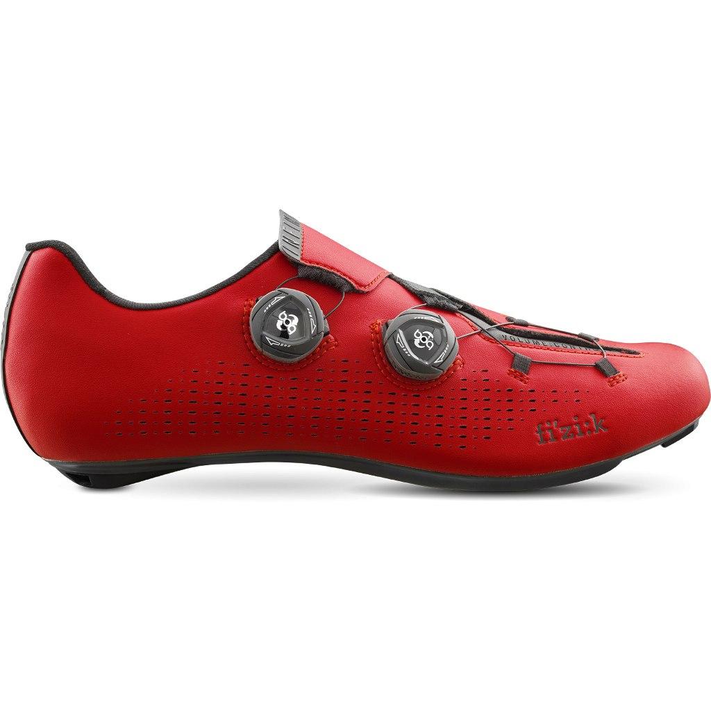 Fizik Infinito R1 Rennradschuh, red/black, Gr. 40-48 (teilweise begrenzte Stückzahl)
