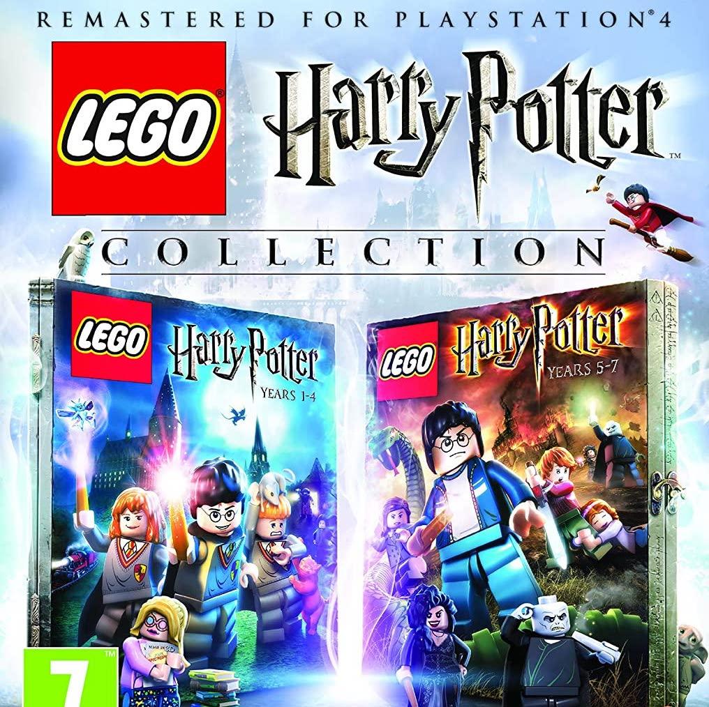 PSN - Lego Harry Potter (PS4) (auf deutsch spielbar!) für 4,93 € im US-Store und für 5,88 € im CA-Store