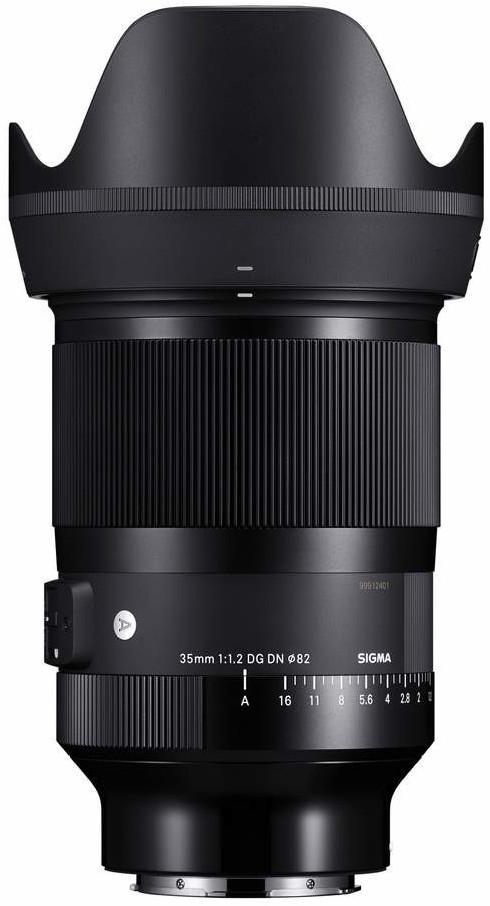 Sigma 35mm F1.2 DG DN Art Objektiv für L-Mount