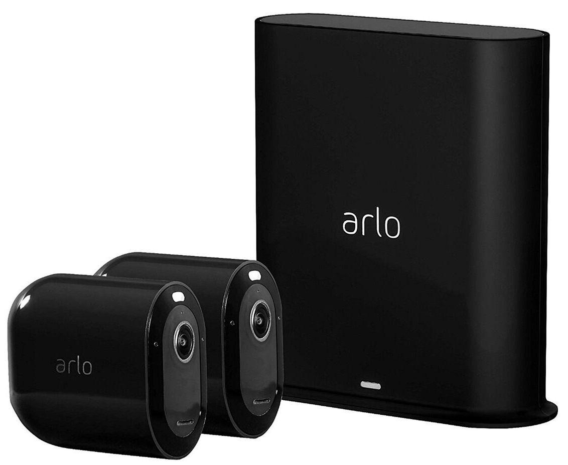 NBB-Wochenangebote [10/21]: z.B. Arlo Pro 3 Netzwerk-Kamera 2er-Set für 299,98€ oder Zusatzkamera für 149,98€