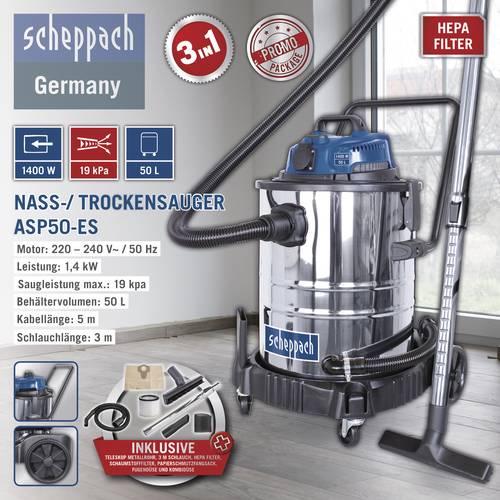 Norma24 SparWochenende z.B. Scheppach Nass-/ Trockensauger ASP50-ES für 74,25€ oder SCHÜTTE Duschsystem TAHITI - 60035 für 130,32€