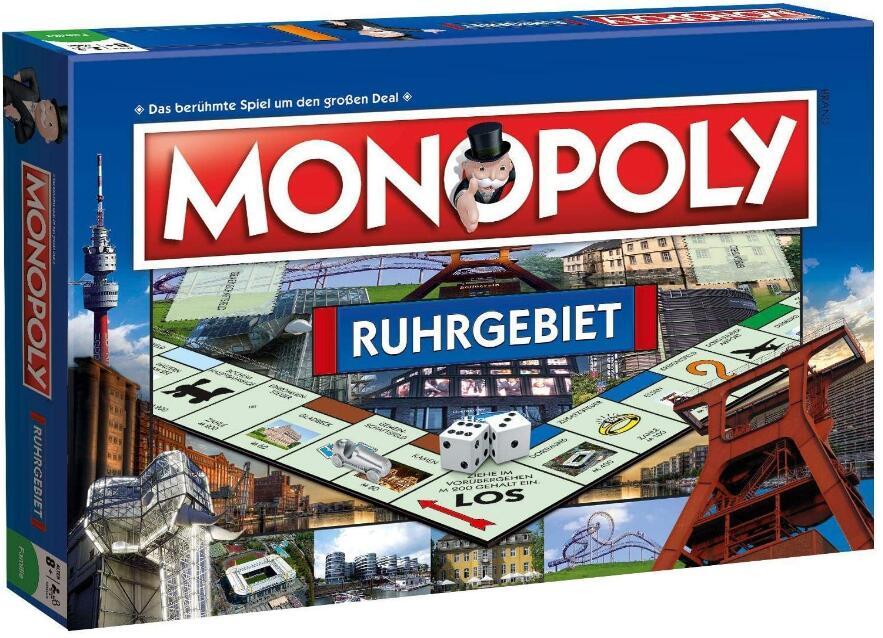 Monopoly Ruhrgebiet für 26,96€ (Thalia)