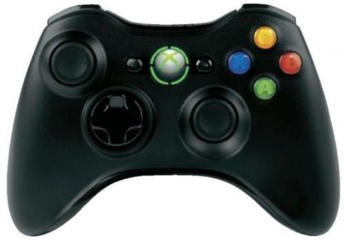 Microsoft™ - Xbox 360 Wireless Controller (Schwarz) ab €23,68 [@Voelkner.de]