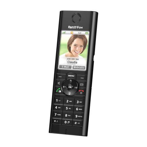 AVM FRITZ!Fon MT-F DECT-Komforttelefon für FRITZ!Box für 64,00 (versandkostenfrei)