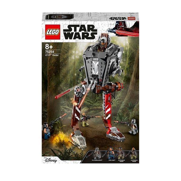 SMYTHSTOYS kostenlose Lieferung LEGO Star Wars 75254 AT-ST Räuber