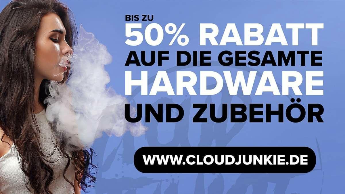 Cloudjunkie verkauft seine Hardware Restbestände