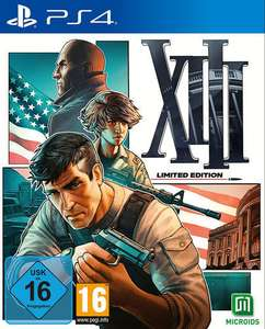 [Prime] XIII - Limited Edition - [PlayStation 4] Ps4