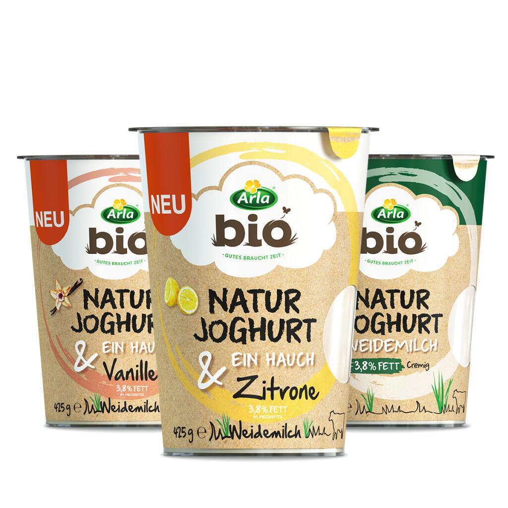 [Marktkauf Minden-Hannover] Arla Bio Naturjoghurt verschiedene Sorten mit Edeka App oder Genuss + für 0,69€