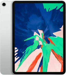 "iPad Pro (2018) 11"" Silber 64 GB WIFI + Cellular (Generalüberholt) Neuwertig"
