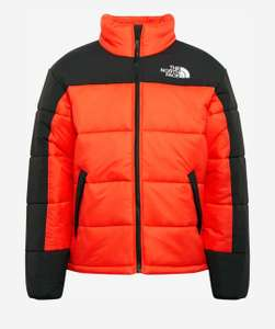 The North Face Jacke 'HIMALAYAN' hellrot Gr.M
