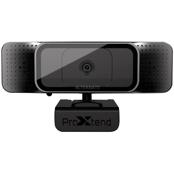 "ProXtend Webcam X301 (5 MP, 1/4"" CMOS-Sensor, Omnidirektionales Mikro, Autofokus, Universeller Montageclip) [ALTERNATE]"