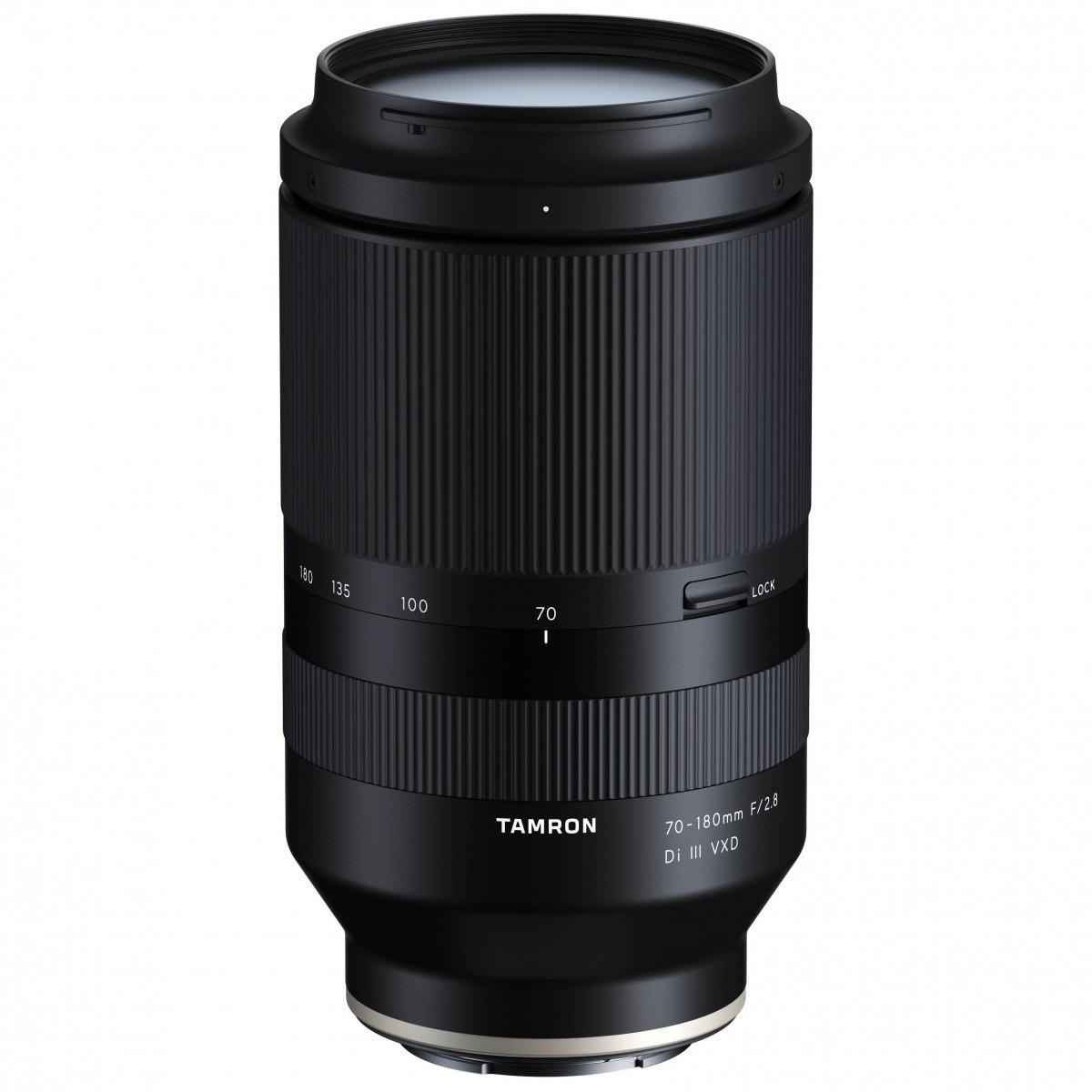Tamron 70-180mm F2.8 Di III VXD Objektiv für Sony E-Mount