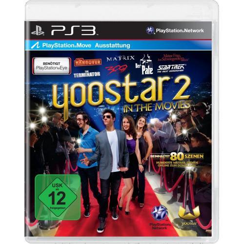 Yoostar 2  [PS3 mit Move Unterstützung] für 3.70€ (Prime) 4,90 (KEIN Prime) @ Amazon